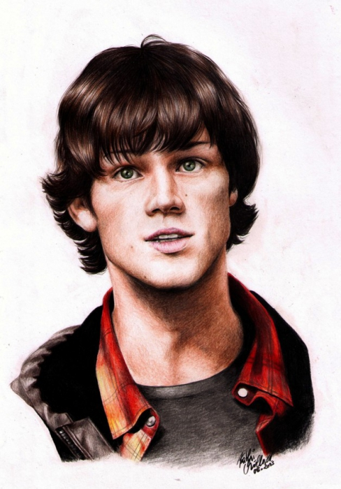 Jared Padalecki by Revolver